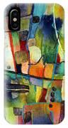Fluvial  Mosaic IPhone Case