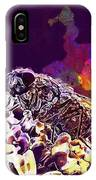 Fly Housefly Insect Close Macro  IPhone Case