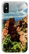 Flying Buttress 04-004 IPhone Case