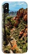 Flying Buttress 04-091 IPhone Case