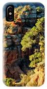 Flying Buttress 06-045 IPhone Case