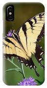 Flying Flowers IPhone Case