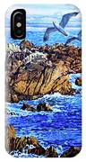 Flying High Over California IPhone Case
