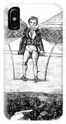 Flying Machine, 1807 IPhone Case