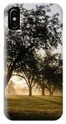 Foggy Morning 2 IPhone Case