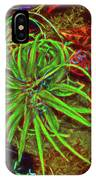 Foliage Abstract 3698 IPhone Case