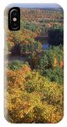 Foliage View From Crow Hill Leominster IPhone Case