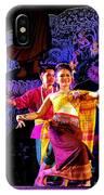 Folk Dancing Of Isaan IPhone Case
