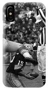 Football Game, 1965 IPhone Case