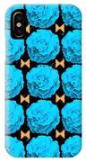 For Every Blue Rose There Is A Butterfly IPhone Case