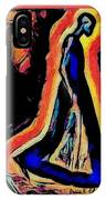 For I Walk Alone IPhone Case