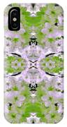 Foral Mural IPhone Case