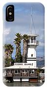 Forbes Island IPhone Case