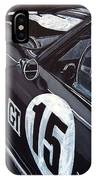 Ford Cobra Racing Coupe IPhone Case