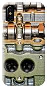 Ford Ecoboost Cylinder Head IPhone Case