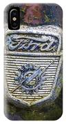 Ford Emblem IPhone Case