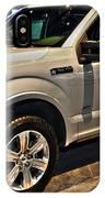 Ford F150 Fx4 Platinum IPhone Case