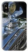 Ford Hood Emblem IPhone Case