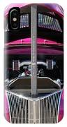 Ford Hot Rod Grille IPhone Case