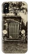 Ford Model A IPhone Case