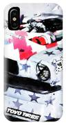 Ford Mustang Hoonicorn - 04 IPhone Case