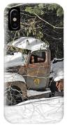 Ford Truck IPhone Case