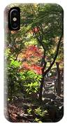 Forest #7 4k IPhone Case