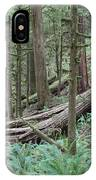 Forest And Ferns IPhone Case