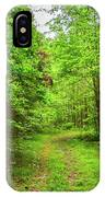 Forest Byway IPhone Case
