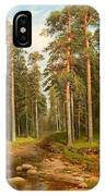 Forest Creek IPhone Case