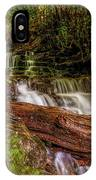 Forest Falls IPhone Case