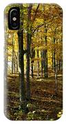 Forest Floor One IPhone Case