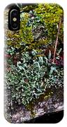 Forest Floral Delight IPhone Case