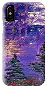 Forest In Lsd IPhone Case