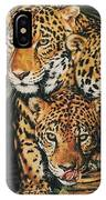 Forest Jewels IPhone Case