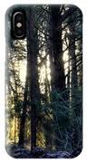 Forest Magic 8 IPhone Case