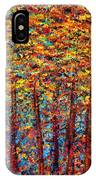 Forest On Fire IPhone Case