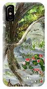 Forest Pond IPhone Case