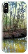 Forest Pool IPhone Case