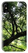 Forest Silhouette IPhone Case