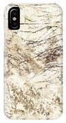 Forest Snow IPhone Case