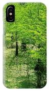 Forest So Green IPhone Case