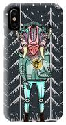 Forest Spirit, Forest Keeper IPhone Case