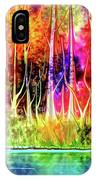 Forest Stream IPhone Case by Darren Cannell