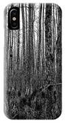Forest Thru The Trees IPhone Case