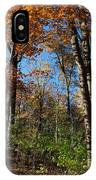 Forest Veteran IPhone Case