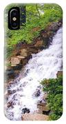 Forest Waterfall IPhone Case