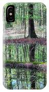 Forest Wetland IPhone Case