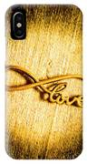 Forever Love IPhone Case