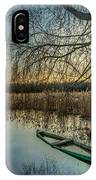 Forgotten And Sunk IPhone Case by Julis Simo